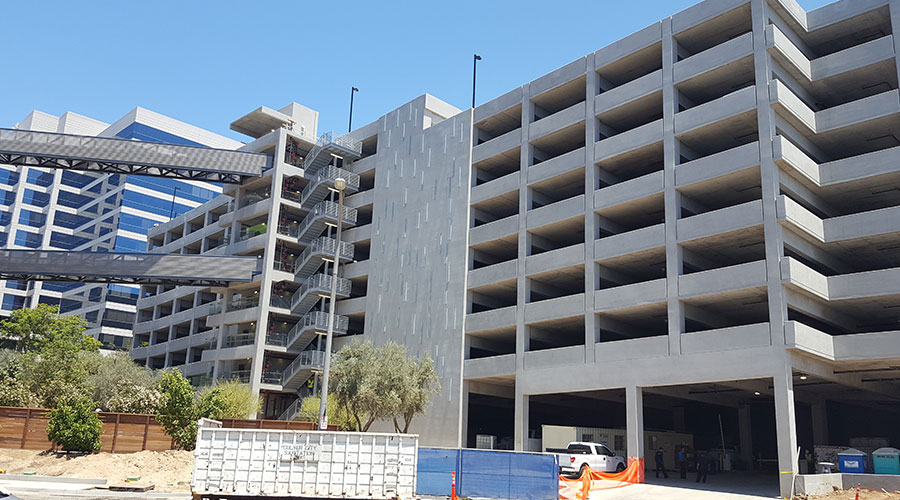 C3 Office Parking Structure