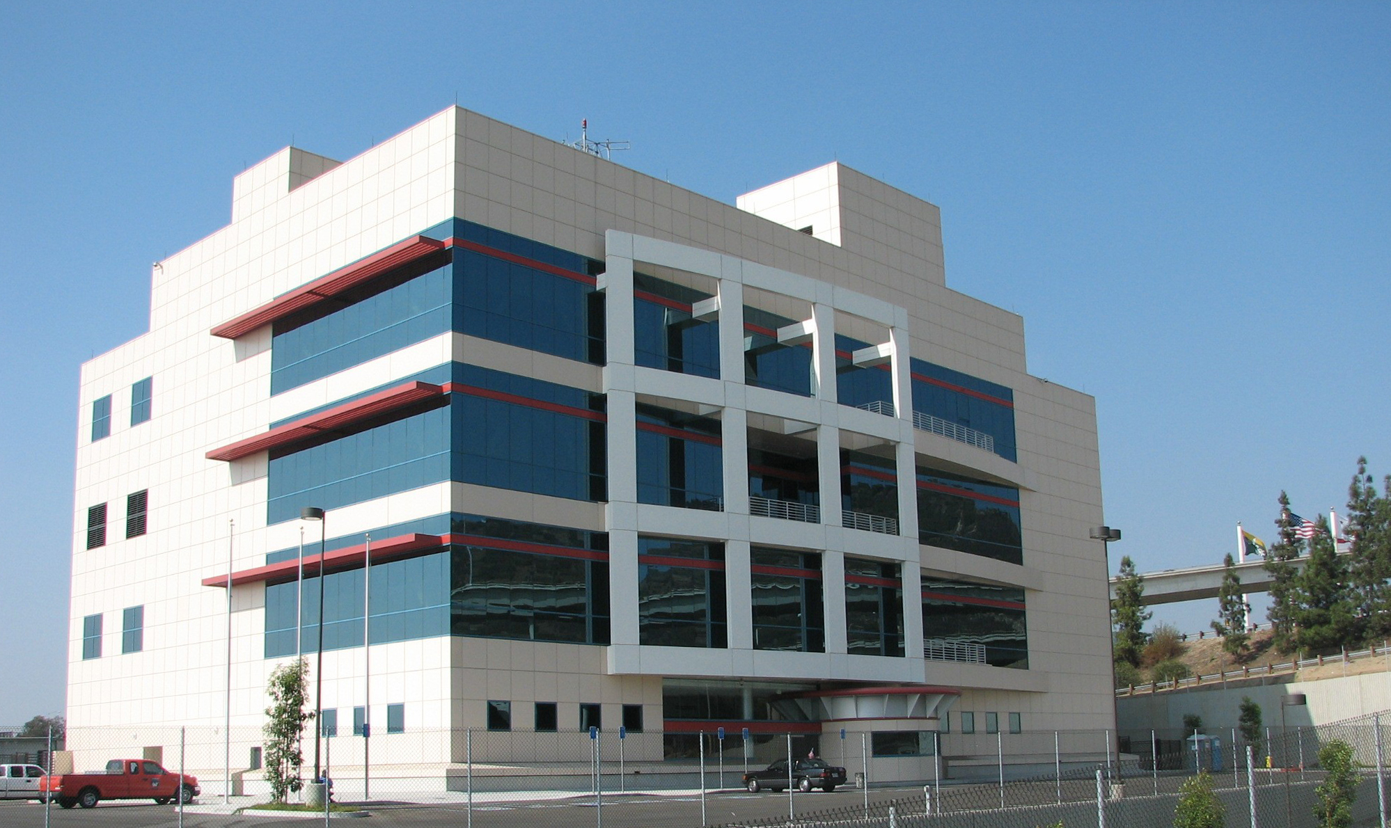 Los Angeles Regional Transportation Management Center