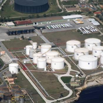 Çekisan Fuel Oil Facilities