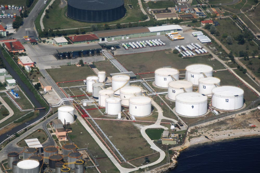 Çekisan Fuel Oil Facilities