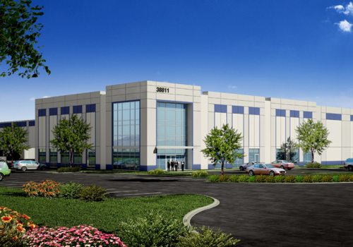Cherry Logistics Center  Copy