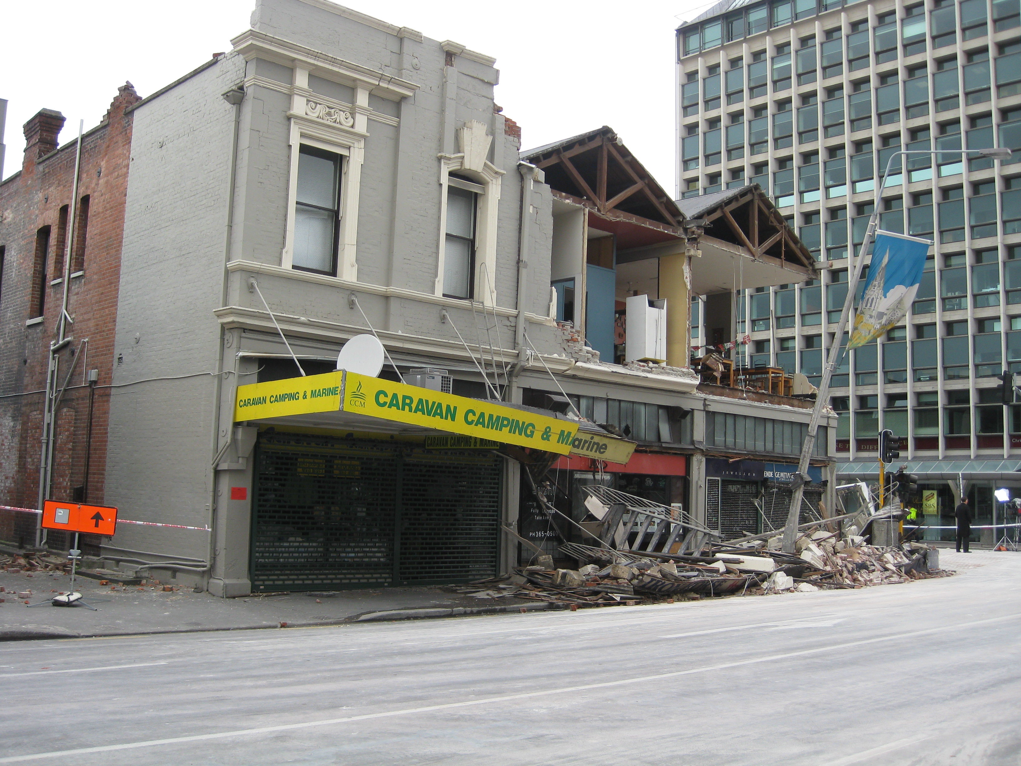 Christchurch Image: Christchurch, New Zealand