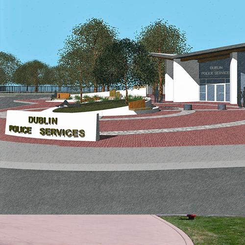 Dublin Public Safety Complex, Police Services Improvements