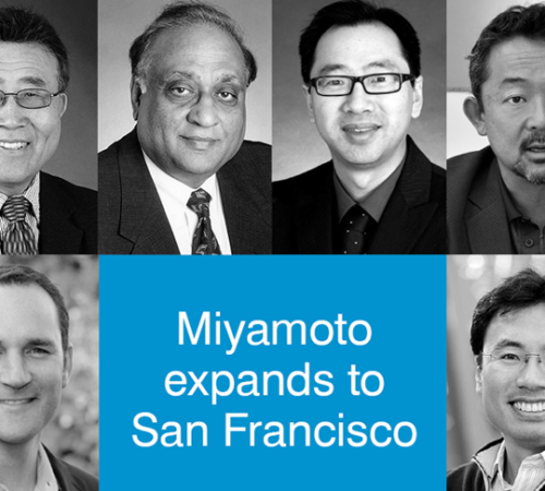 Miyamoto Expands to San Francisco