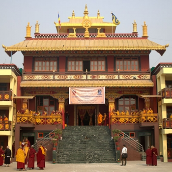 Kathmandu Monastery Strengthened and Returned to Spiritual Leaders