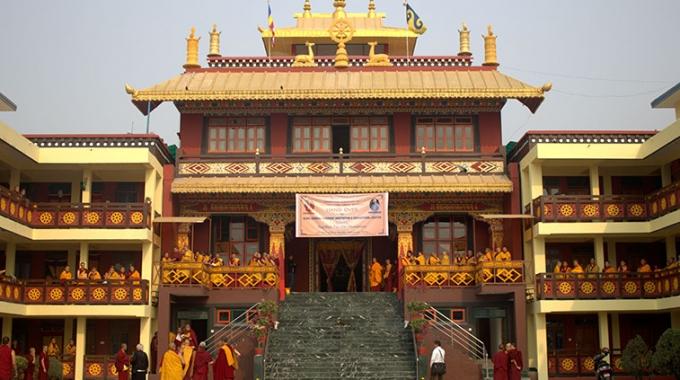Kathmandu Monastery Strengthened and Returned to Spiritual Leaders