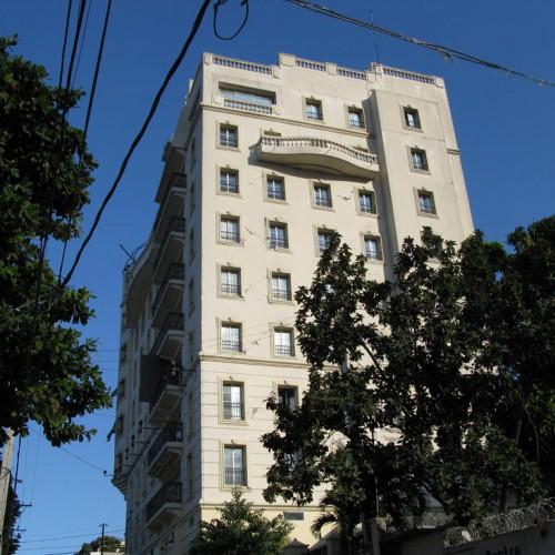 Japanese Embassy, Hexagone Building