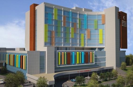 Seismic Isolated Malatya Public Hospital