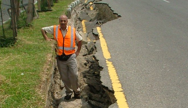 Overdue California quake greater than thought, report says. Dr. Miyamoto Responds