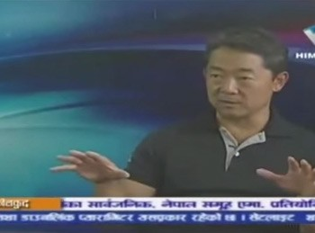 Himalayan TV Interview: Nepal Earthquake Q & A with Dr. Miyamoto
