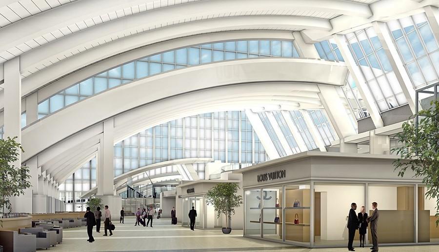 LAX Bradley West Enabling Projects