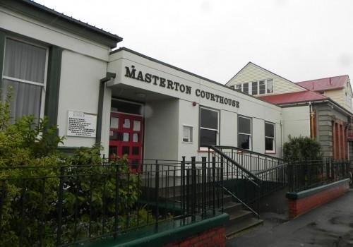 Masterton Courthouse
