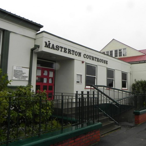 Masterton Courthouse