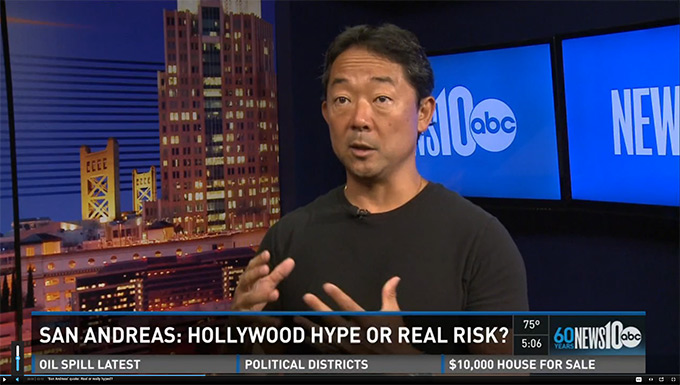 San Andreas: Hollywood Hype Or Real Risk?