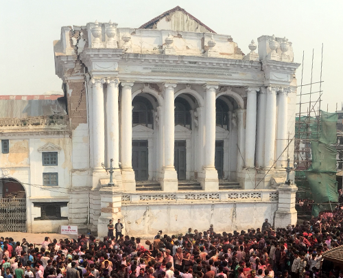 U.S. Embassy to restore iconic Nepal UNESCO-site structure