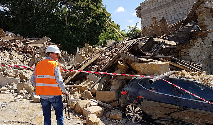 Central Italy Earthquake Journal – Day 3