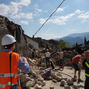 Sacramento-Based Engineering Company Helping Rebuild Italian City Damaged by Earthquake