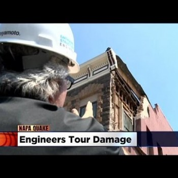 CBS News – Sacramento Engineer: Timing Of Napa Earthquake Prevented Fatalities
