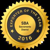 Miyamoto wins SBA Sacramento Small Business Exporter of the Year