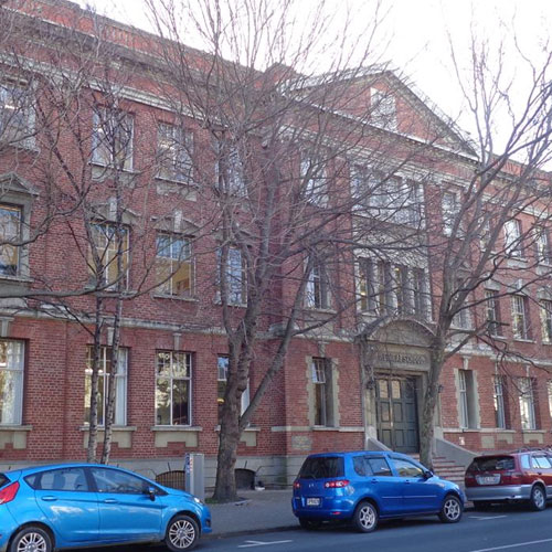 Scott Building, University of Otago