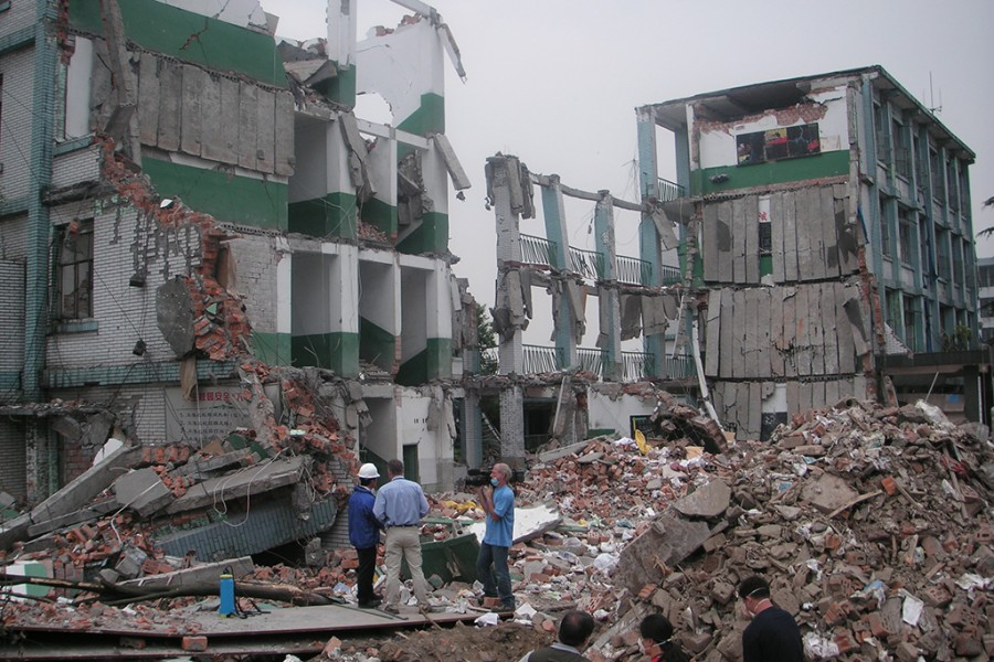 Sichuan, China Damage Assessment
