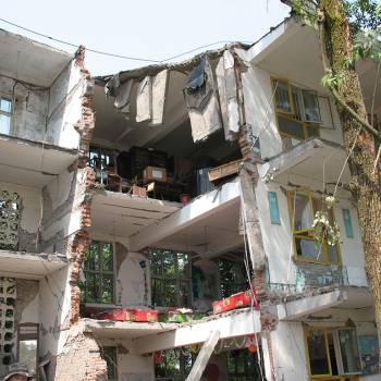 Sichuan, China Damage Assessment