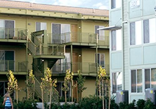 University of California, Davis West Village Student Housing
