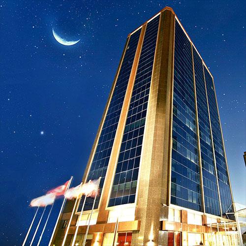 Bovis Istanbul Headquarter