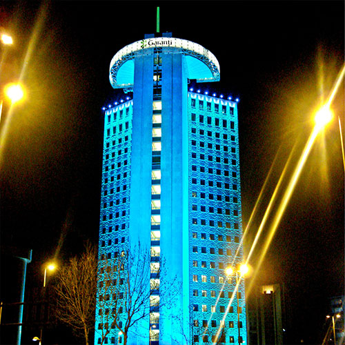 Garanti Bank IT Center