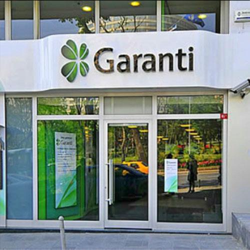 Garanti Bank Branch Offices