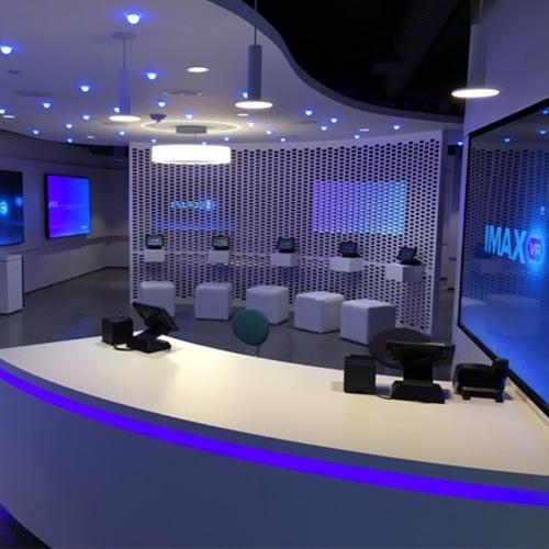 IMAX Virtual Reality Studio