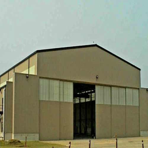 Volvo Merter, Workshop and Distributor Hangar Buildings