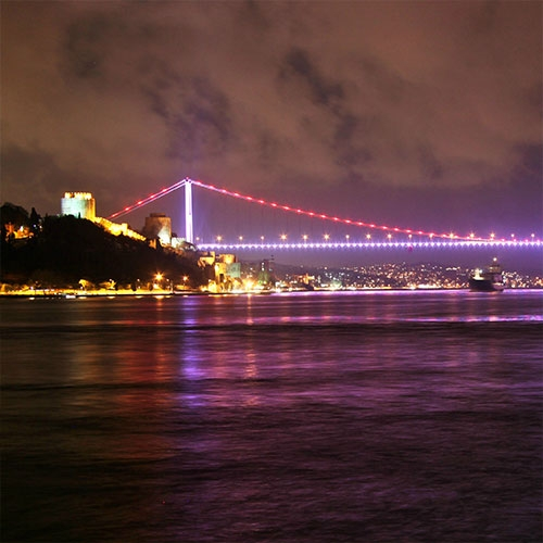 Seismic Reinforcement Project for Second Bosphorus Bridge