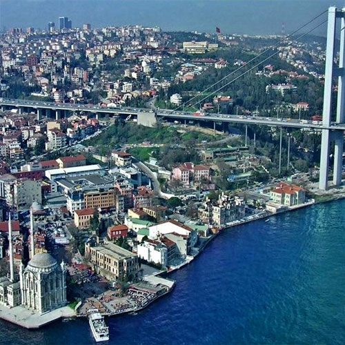 Seismic Reinforcement Project for Ortaköy Viaduct (V408)