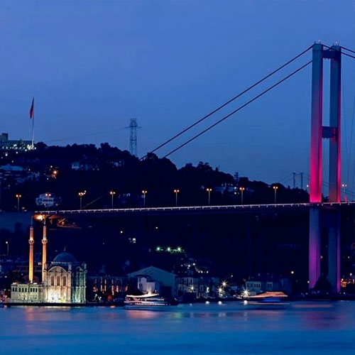 Seismic Reinforcement Project for Ortaköy Viaduct (V409)