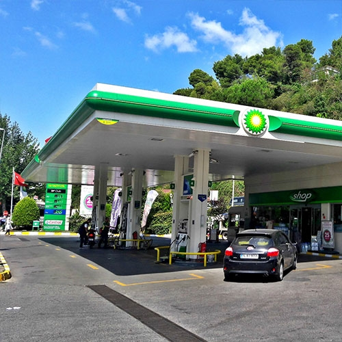 BP Gas Stations Nationwide