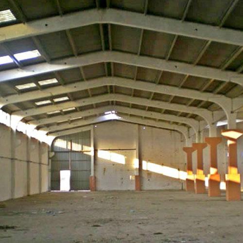 Shell Derince Facility Depot Hangar