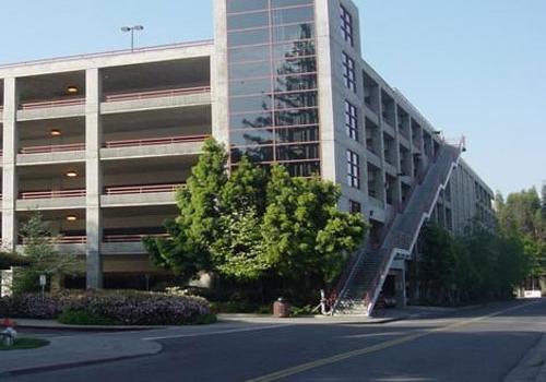 California State University Sacramento, Parking Structure I