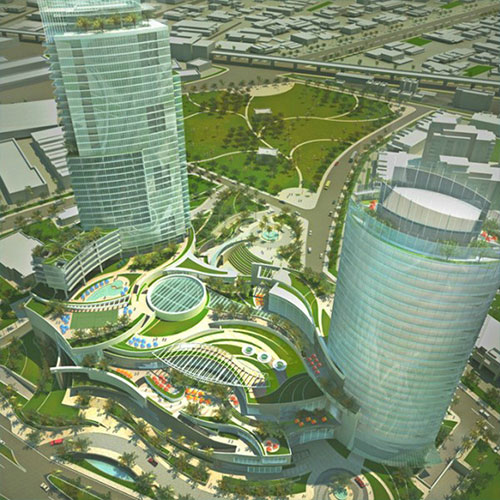 Izmir High-End Mixed-Use Project