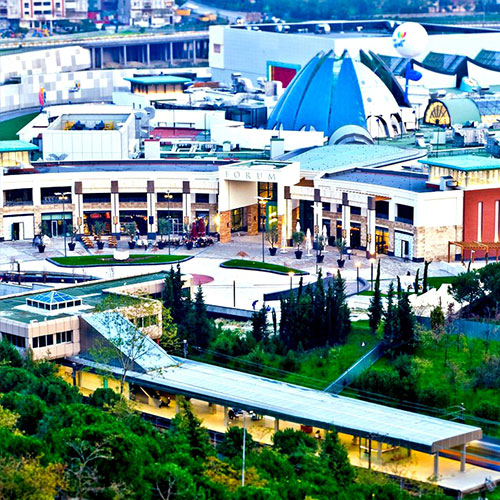 Forum Istanbul Shopping Mall