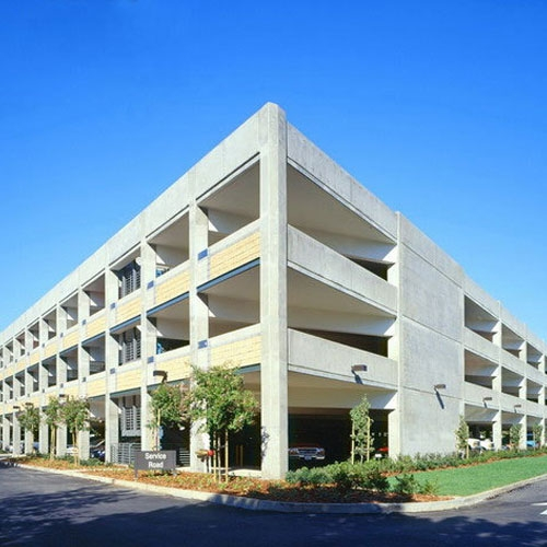 California State University Sacramento, Parking Structure II