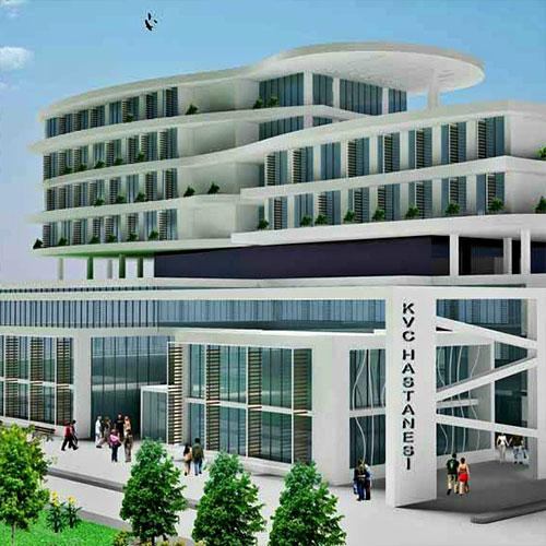 Seismic Isolated Bursa Şevket Yılmaz Hospital