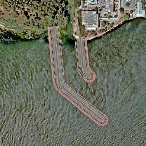 Nakkaşdere Küçükçekmece Breakwater Project