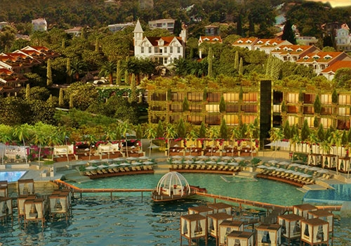 Princess' Resort & SPA Hotel
