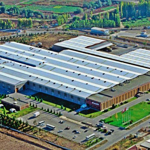 Arçelik Electric Owen Facility's Earthquake Risk Mitigation