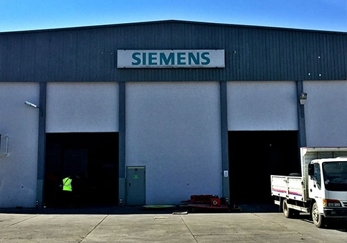 Siemens Engine Maintenance Workshop