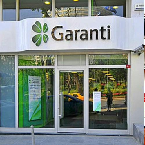 Garanti Bank Branch Offices