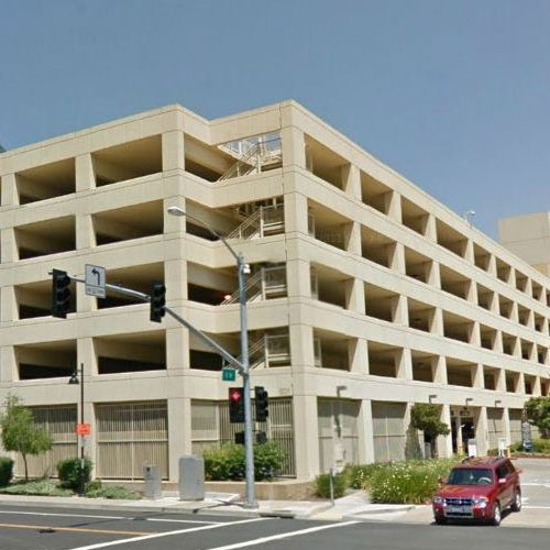 The Ziggurat Parking Garage Structure Peer Review