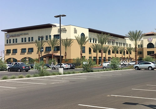 Loma Linda University Medical Office Building