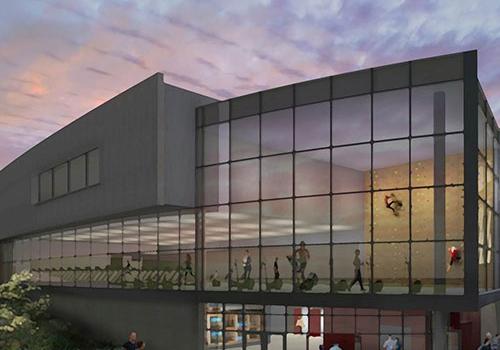 Southwestern College, Wellness and Aquatic Center